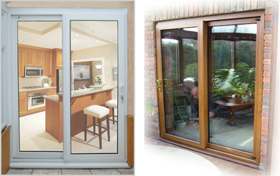 Double Glazed Sliding Patio Doors Worcester