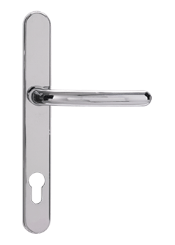 balmoral handle in hardex chrome