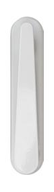 Contemporary Knocker in white