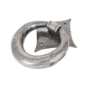 Ring Knocker Pewter