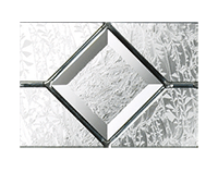 Simplicity Zinc Glass Design