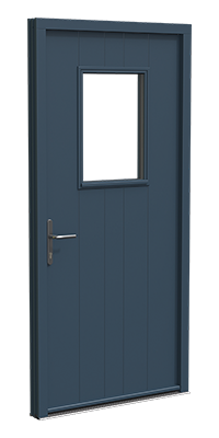 Mull Door Design