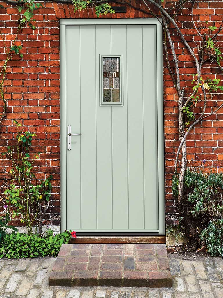 Timber Entrance Doors Dyke, Grantham