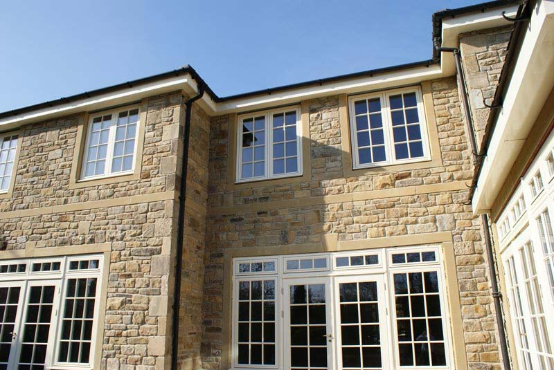 Flush Timber Windows Redditch, Worcestershire