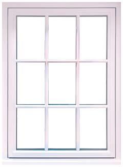 Flush Windows Design