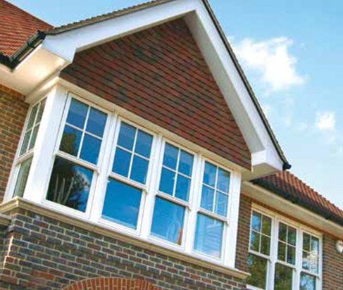 Spiral Balance Vertical Sliding Timber Windows Berkshire, Bracknell