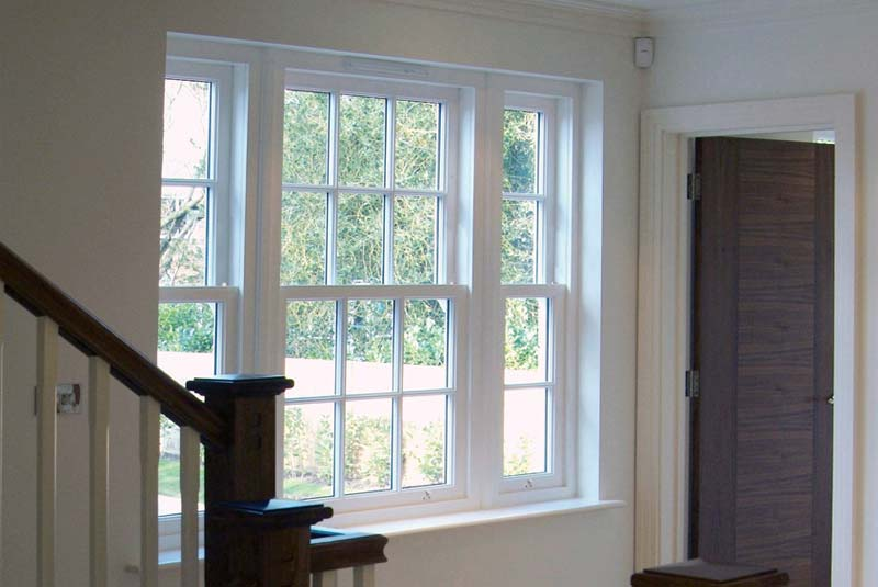 Slide and Tilt Timber Windows Shrewsbury, Shropshire