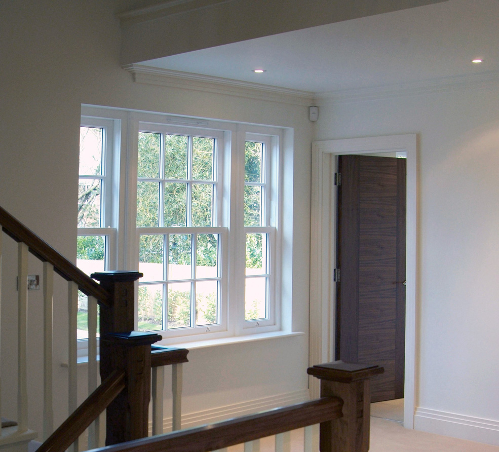 Vertical sliding slide and tilt Timber Windows Bracknell, Berkshire