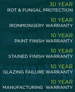 Warranty for Timber Top Swing Windows East Preston, West Sussex