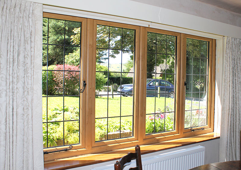timber replacement windows hertfordshire