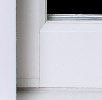 vertical sliding sash deep bottom rail large