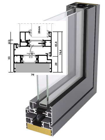Casement Window Heights