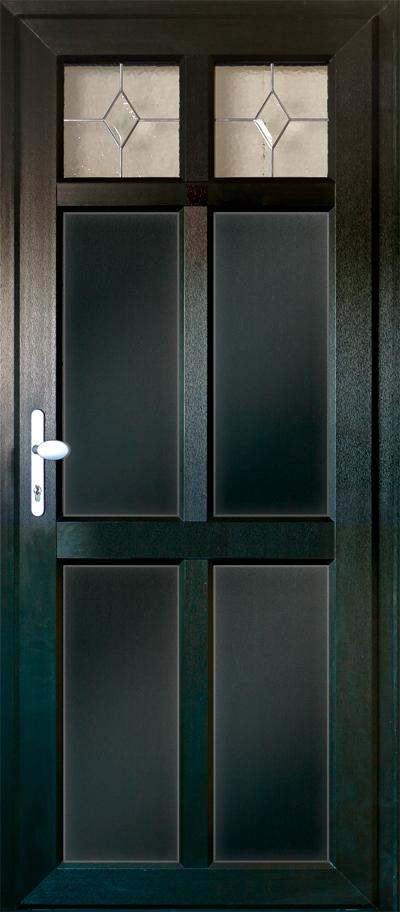timber alternative single front door clacton