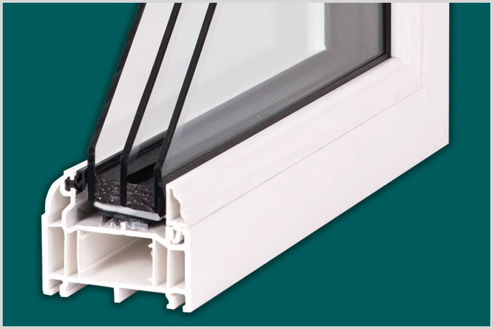 triple glazing from AJ Windows and Doors