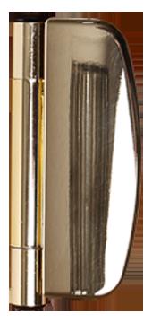 choices gold effect dynamic hinges from Aran J Frain