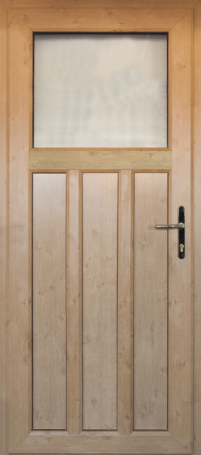 timber alternative single front door bracknell