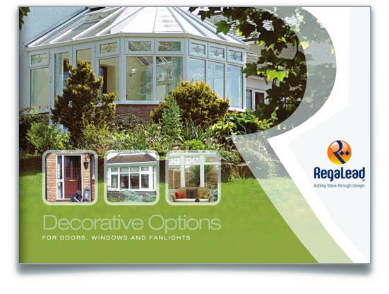 decoraitve glass Brochure surrey