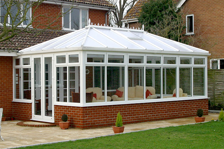 edwardian conservatories buckingham