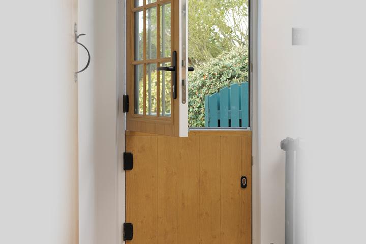 stable doors from Burgess Windows and Doors buckingham