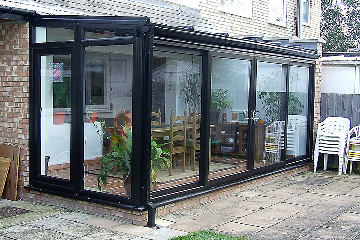 lean-to conservatories stafford