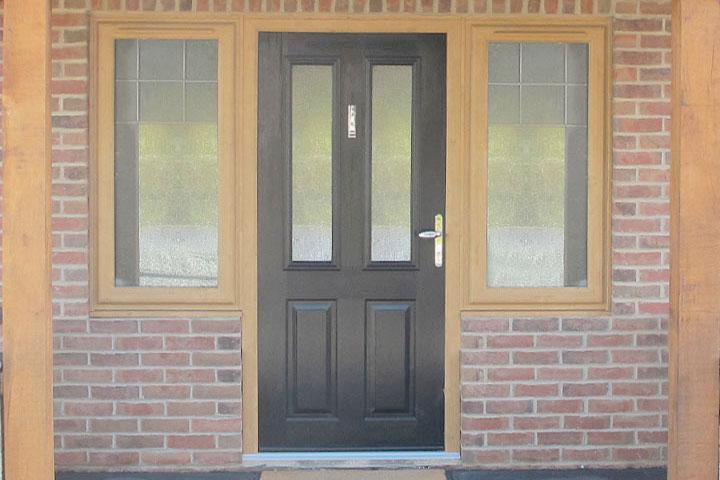 composite doors northamptonshire