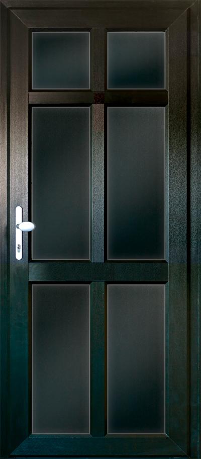 timber alternative single front door derby