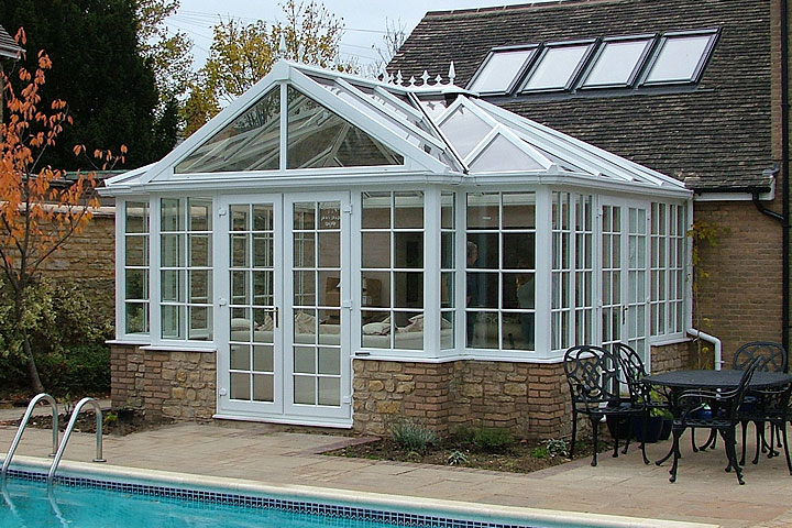 Bespoke Conservatories At West Midlands From Diamond