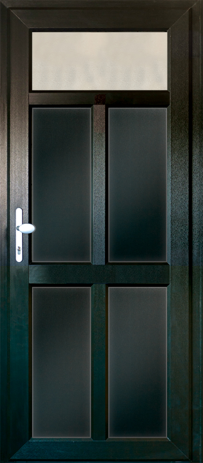 timber alternative single front door west-midlands