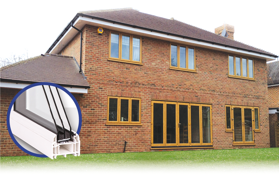 Fairmitre Windows & Conservatories triple glazing specialist shrewsbury