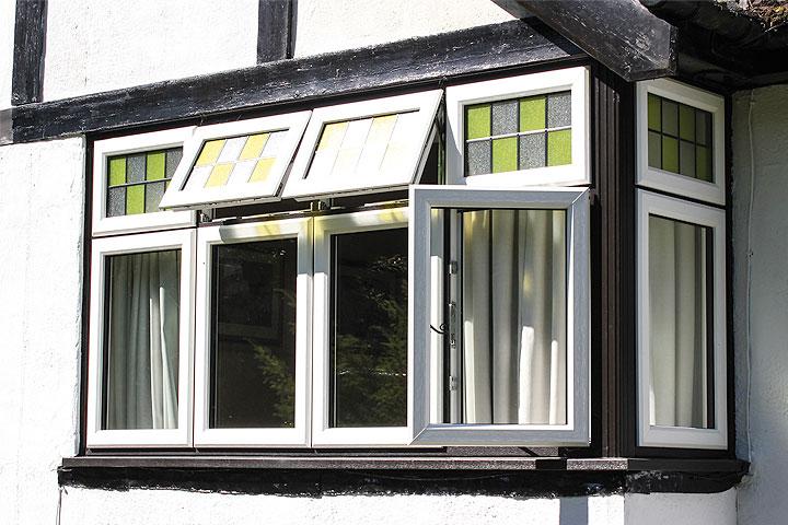 timber alternative window reading