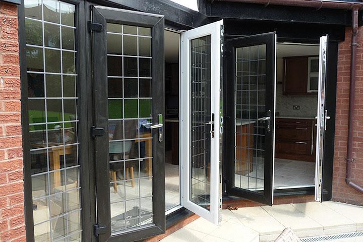 Upvc French And Double Doors Newbury