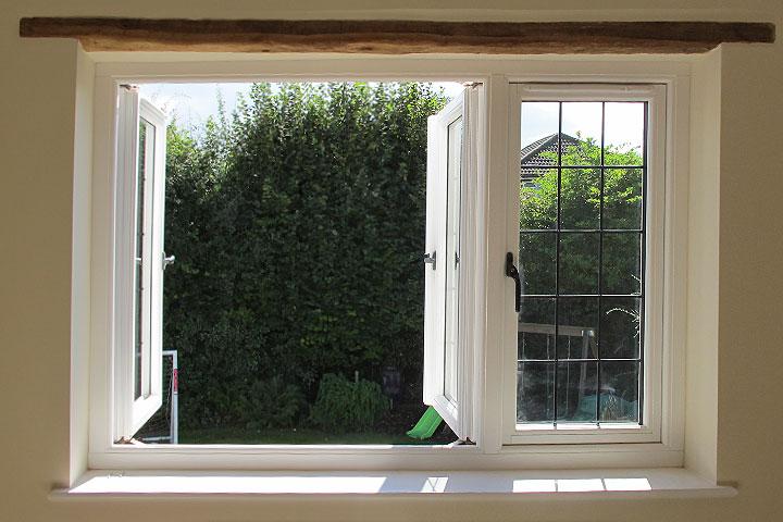 french windows farnborough