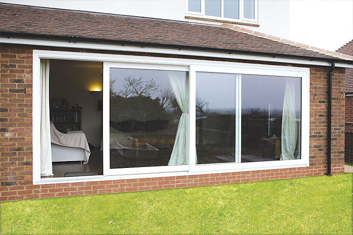 patio sliding doors farnborough