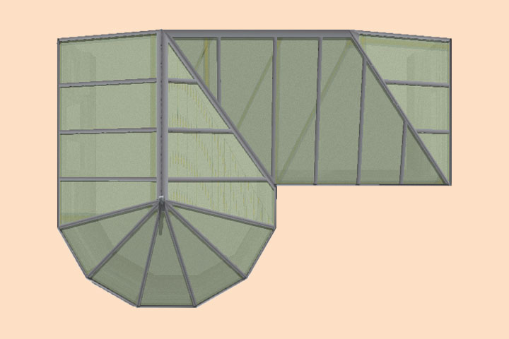 conservatory shapes cheltenham