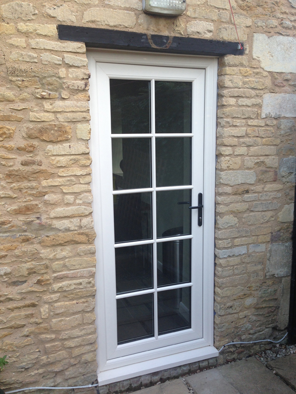 Gentil Single Doors From Windsor Windows Tailored To Your Exact Requirements
