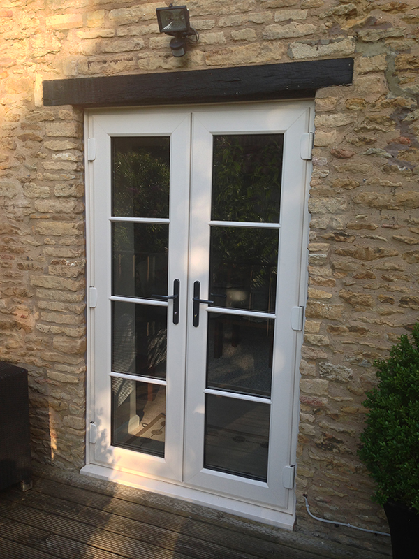 Upvc French And Double Doors Surrey