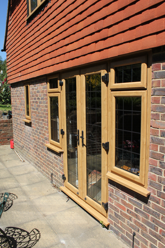 Upvc French And Double Doors Bristol