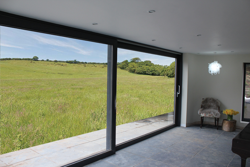 Large UPVC Patio Sliding Doors Kent