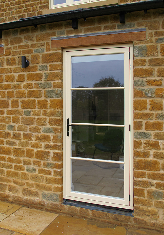 Timber alternative door specialists norfolk for Cream french doors