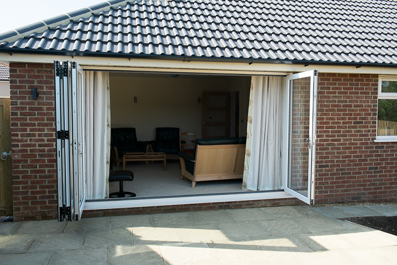 UPVC Multifolding Doors Woking, Guildford and Farnborough from ...