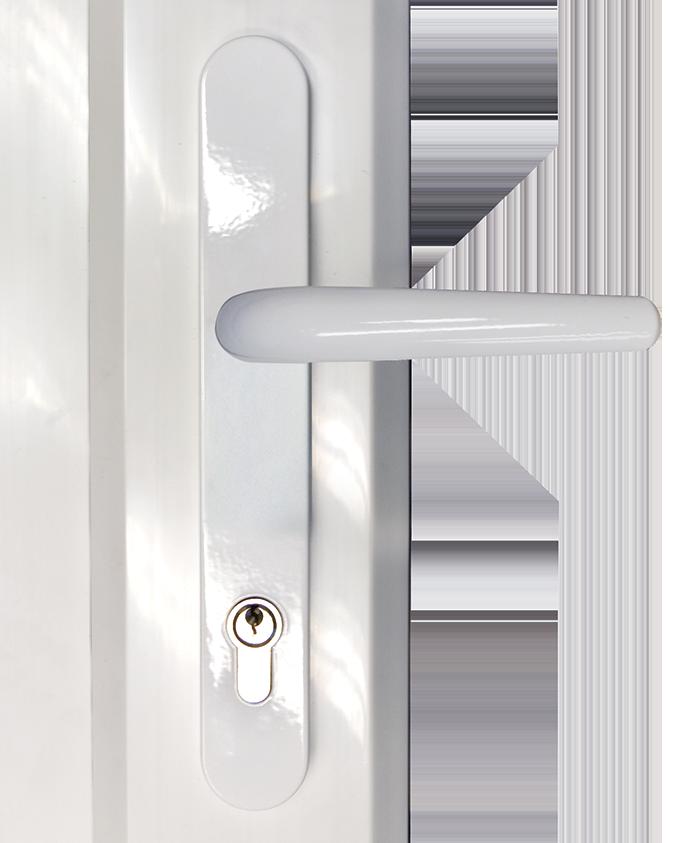 choices door lever lever handle from Milestone Windows, Doors & Conservatories