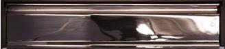 chrome letterbox from Milestone Windows, Doors & Conservatories