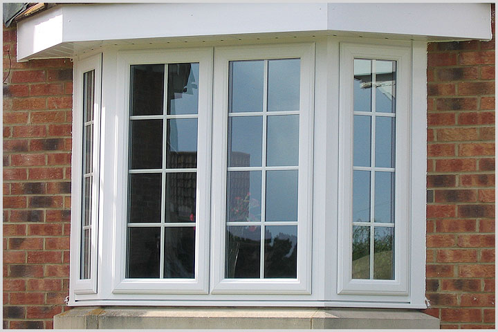 georgian bars from Milestone Windows, Doors & Conservatories