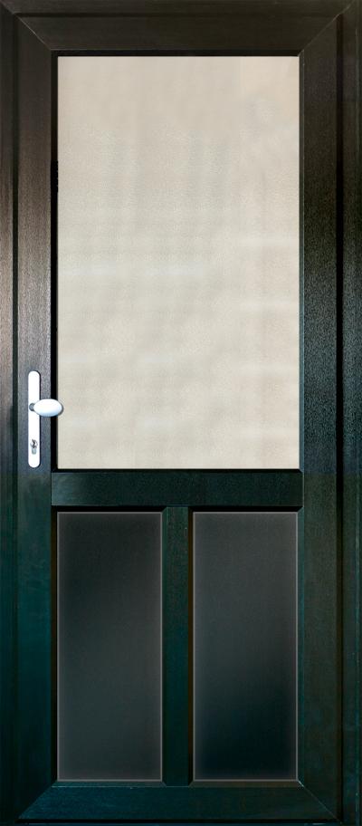 timber alternative single back door berkshire