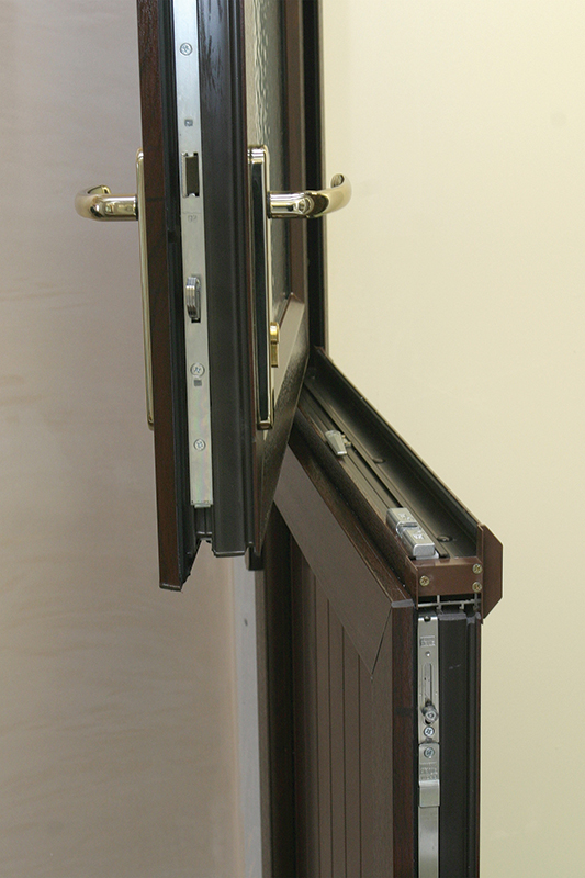 stable doors from Milestone Windows, Doors & Conservatories berkshire