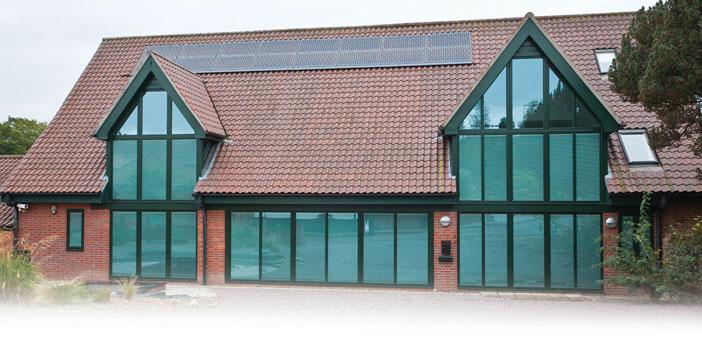 Nuvue Homestyle solar control bedfordshire