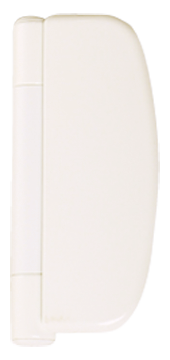 choices cream dynamic hinges from Nuvue Homestyle