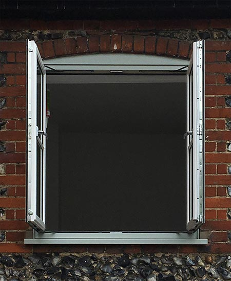 Zero Sightline Mullions from Haywards Heath, West Sussex