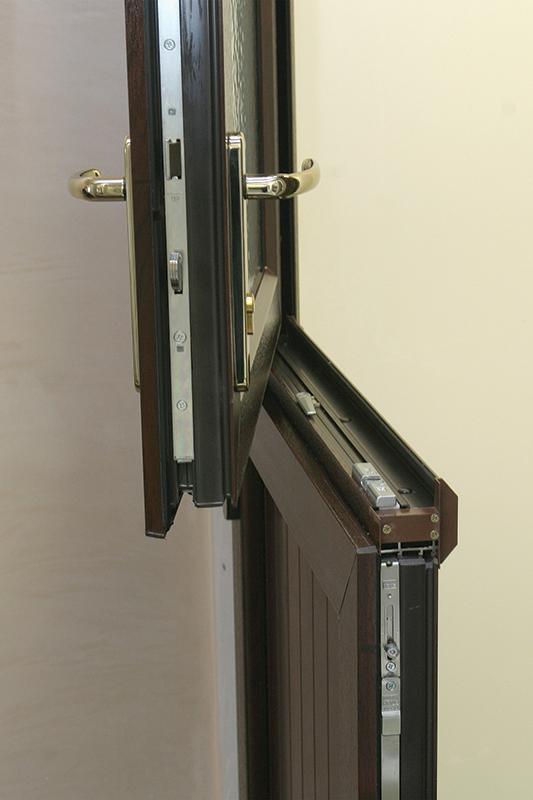 stable doors from Pinnacle windows ltd hampshire