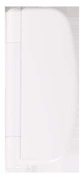choices white dynamic hinges from P.R windows Ltd